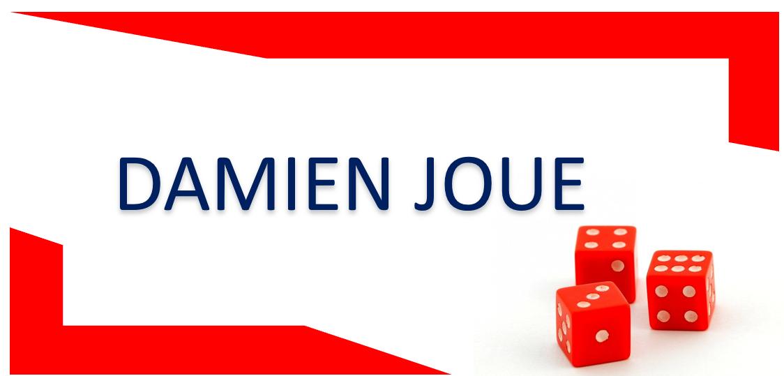 Damien-joue Logo